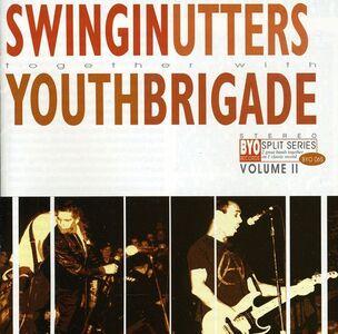 CD Split Series vol.2 Swingin' Utters , Youth Brigade