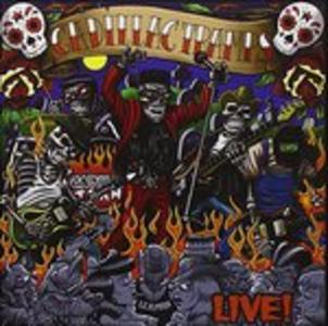 CD Live di Cadillac Tramps