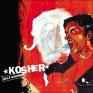 Foto Cover di Self Control, CD di Kosher, prodotto da Byo Records
