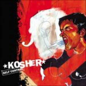 CD Self Control di Kosher