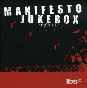 CD Remedy di Manifesto Jukebox