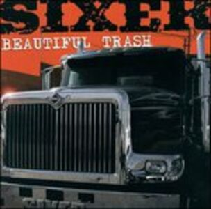 Foto Cover di Beautiful Trash, CD di Sixers, prodotto da Byo Records