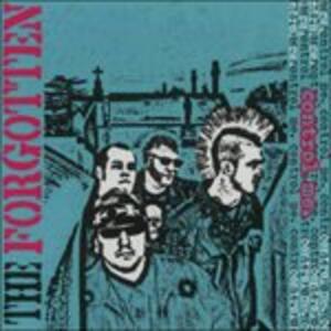 Control Me - CD Audio di Forgotten