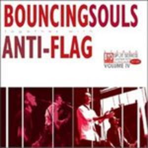 Vinile Split Series 4 Bouncing Souls , Anti-Flag