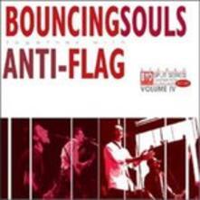 Split Series 4 - Vinile LP di Bouncing Souls,Anti-Flag