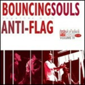 CD BYO Split Series vol.4 Bouncing Souls , Anti-Flag