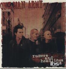 Rumors And Headlines - Vinile LP di One Man Army