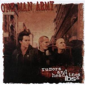 CD Rumors And Headlines di One Man Army