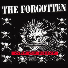 Out Of Print - CD Audio di Forgotten