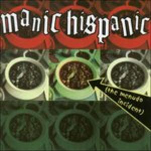 CD Menudo Incident di Manic Hispanic