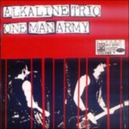 Split Series 5 - Vinile LP di Alkaline Trio,One Man Army