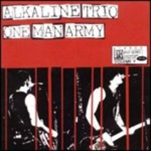 CD BYO Split Series vol.5 Alkaline Trio , One Man Army