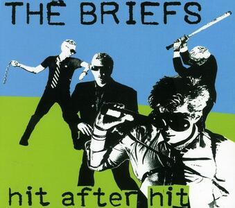 Hit After Hit - CD Audio di Briefs