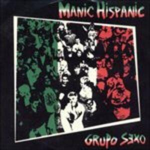 CD Grupo Sexo di Manic Hispanic