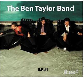 Foto Cover di Ep #1, CD di Ben Taylor (Band), prodotto da Iris