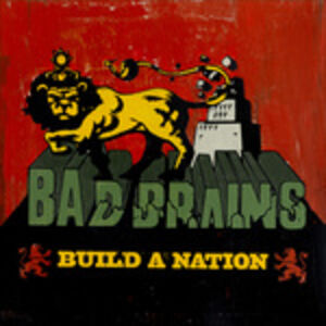 CD Build a Nation di Bad Brains