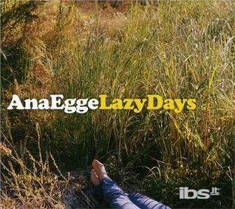 Last Days - CD Audio di Ana Egge