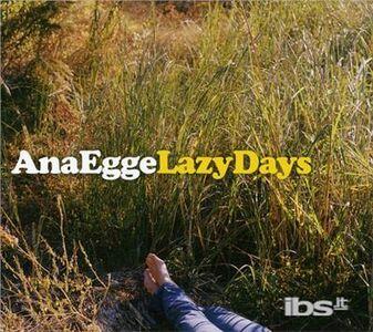 CD Last Days di Ana Egge