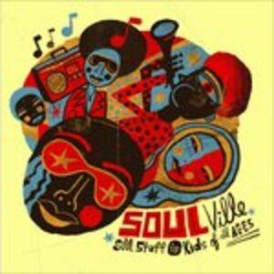 Foto Cover di Soulville, CD di  prodotto da Little Monster
