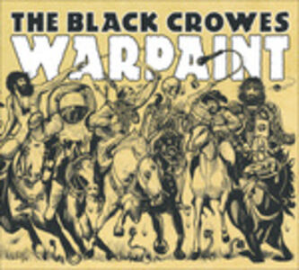 CD Warpaint di Black Crowes