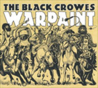 CD Warpaint di Black Crowes
