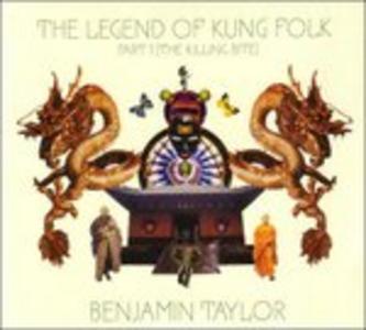 CD Legend of Kung Folk di Ben Taylor (Band)