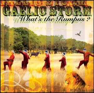 CD Whats the Rumpus? di Gaelic Storm