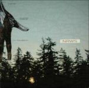 Foto Cover di New Distances, CD di Narrows, prodotto da Backs 0