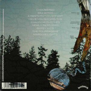 Foto Cover di New Distances, CD di Narrows, prodotto da Backs 1