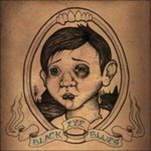 CD Black Eyes Blues di Lewd Acts