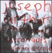 Temporary People - Vinile LP di Joseph Arthur