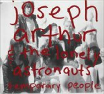 Temporary People - CD Audio di Joseph Arthur