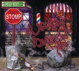 Foto Cover di Holler and Stomp, CD di Dressy Bessy, prodotto da Megaforce