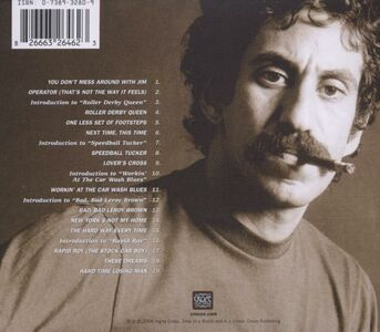 CD Have You Heard Jim Croce di Jim Croce 1