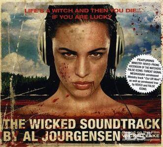 CD Wicked Soundtrack di Al Jourgensen