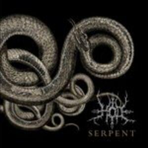 Foto Cover di Serpent, CD di Hod, prodotto da Ibex Moon