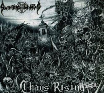 Chaos Rising - CD Audio di Suicidal Winds