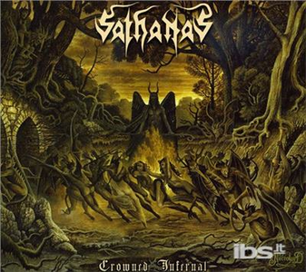 CD Crowned Infernal di Sathanas