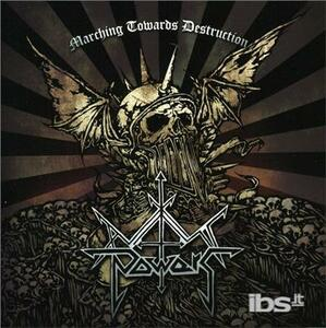 Marching Towards.. - CD Audio di Axis Powers