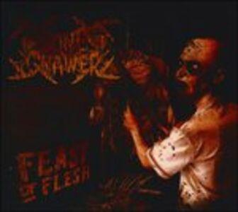 CD Feast of Flesh di Bone Gnawer