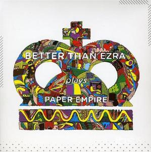 CD Paper Empire di Better Than Ezra