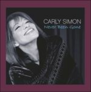 CD Never Been Gone di Carly Simon