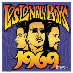 Foto Cover di 1969, CD di Los Lonely Boys, prodotto da Playing In Traffic