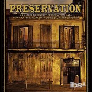 An Album Benefit - CD Audio di Preservation Hall Jazz Band