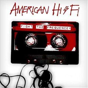 CD Fight the Frequency di American Hi-Fi