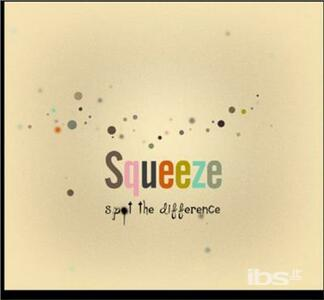Spot the Difference - CD Audio di Squeeze