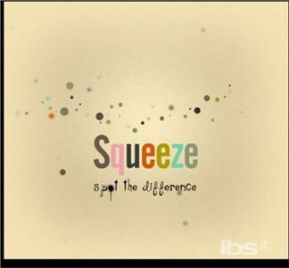 CD Spot the Difference di Squeeze