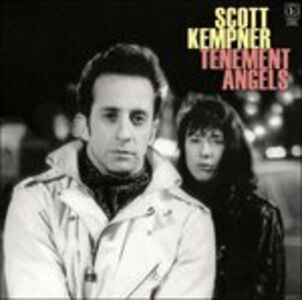Foto Cover di Tenement Angels -Remast-, CD di Scott Kempner, prodotto da Razor & Tie