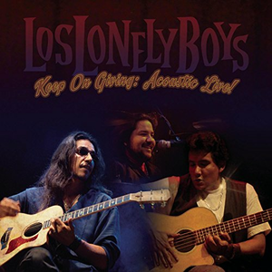 CD Keep on Giving di Los Lonely Boys