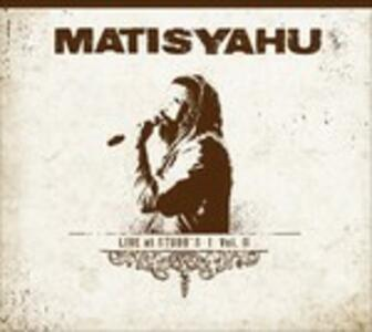 Live at Stubbs vol.ii - CD Audio di Matisyahu